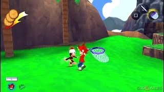 Ape Escape: On the Loose - Gameplay PSP HD 720P (PPSSPP)