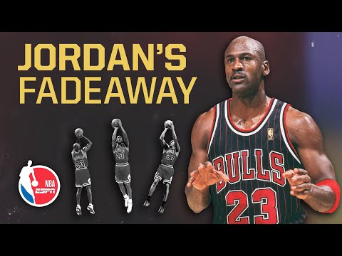 Michael Jordan's fadeaway was efficient, beautiful and unguardable | Signature Shots
