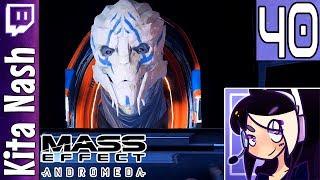 Mass Effect Andromeda Livestream: RYDER SECRETS REVEALED |Part 40| Biotic Female Ryder Gameplay