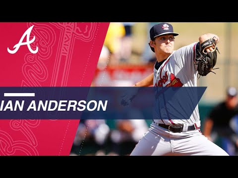 Top Prospects: Ian Anderson, RHP, Braves