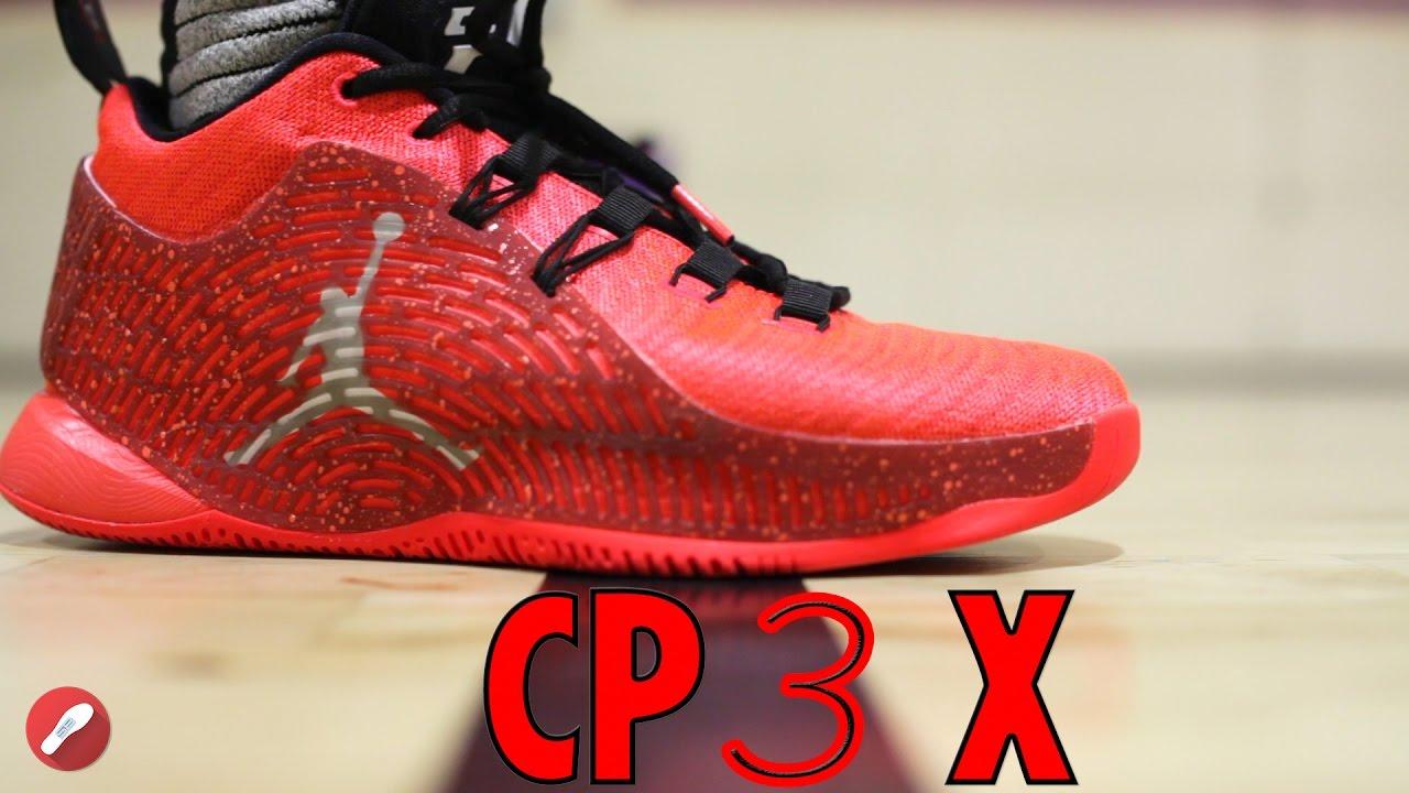 577f5b681bd7 Jordan CP3.X Review! - YouTube