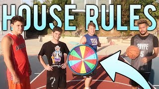 2HYPE IRL 2K PARK HOUSE RULES!