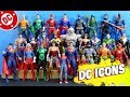 My DC ICONS action figure collection so far