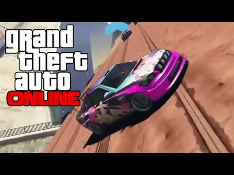 GTA Online PC ♦ PLAYLISTS RACING AWESOME TIMES!