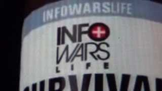 Who is Alex Jones really? Infowars their Swiss Bank Octogon Knights Templars Rotary Freemason Logo