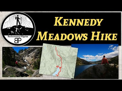 Kennedy Meadows To Relief Reservoir Hike 2020