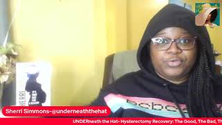 Hysterectomy Recovery- Week 4