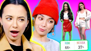 ​Who Wore it Better? Sister VS Sister Style Challenge w/ the Merrell Twins