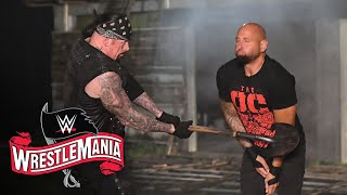 The Undertaker raises hell on AJ Styles & The OC in Boneyard Match: WrestleMania 36