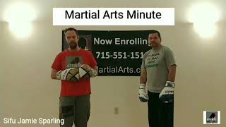 Martial Arts Minute #5 -The Jab-Exchange Drill