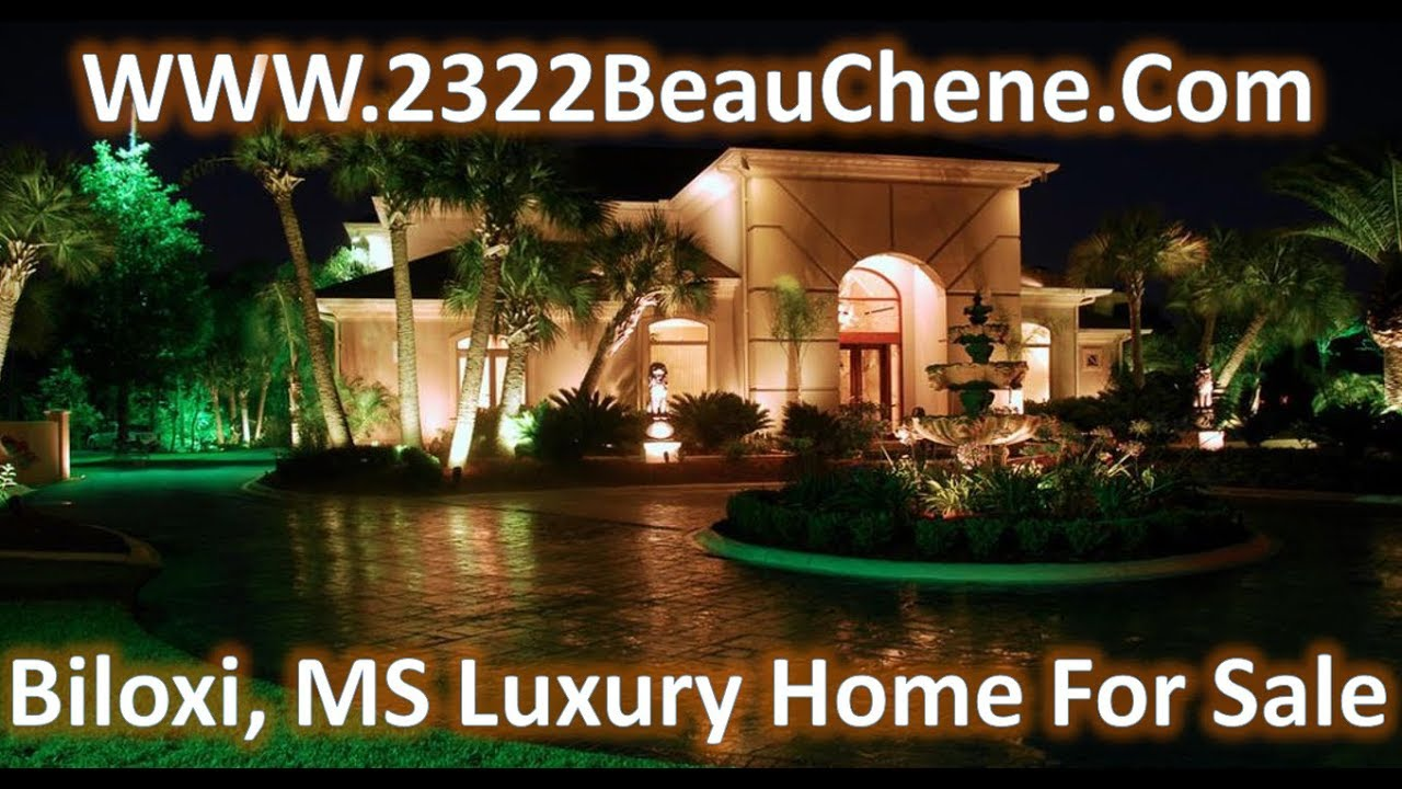 Www 2322beauchene Com 2322 Beau Chene Dr Biloxi Ms Houses For Sale In Mississippi Youtube