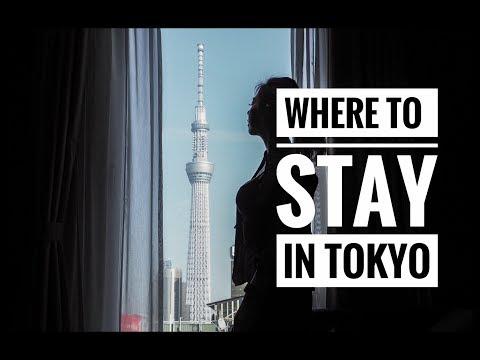 Where To Stay In TOKYO! || Asakusa, Hakone, Shinjuku - Tziaaa Travel #8