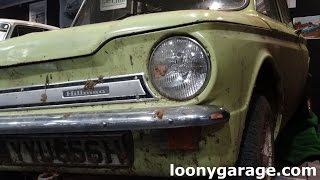 1967 Hillman Imp Super aka Rotbox. This Imp was fully restored and ...