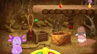 Обучающийй мультфильм для детей Лунтик:Гениальная машина.Развивающий мультфильм для детей.