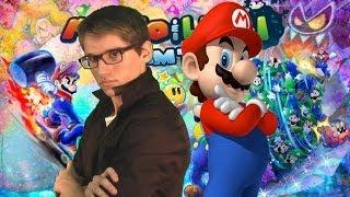 Обзор Mario And Luigi Dream Team