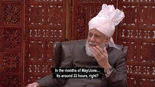 This Week With Huzoor - 13 March 2020
