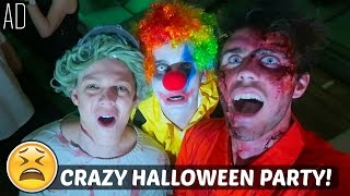 CRAZY HALLOWEEN PARTY
