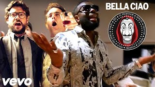 Maître GIMS - Bella Ciao - ft. Dadju, Slimane, Vitaa, Naestro (La Casa de Papel)
