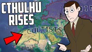 What If Cthulhu Won WW2?! HOI4