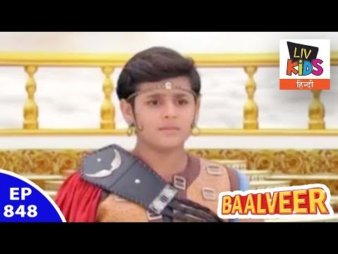 Baal Veer - बालवीर - Episode 848 - Maha Vinashini Vs Paris