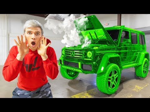 Fixing Spy Wagon Bus Control Center at TOP SECRET Safe House Garage!! (Stopping GAME MASTER)