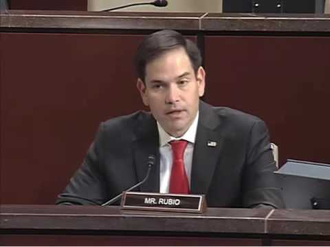 Rubio co-chairs hearing on human rights abuses in China