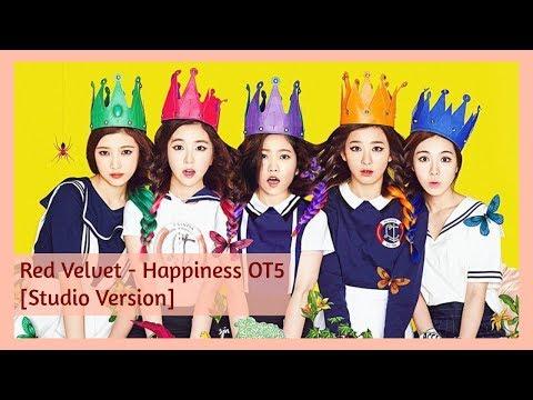 Red Velvet - Happiness OT5 [Studio Ver.]