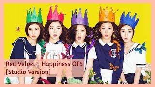 Download Red Velvet - Happiness OT5 [Studio Ver.]