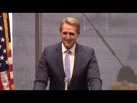 A Community Town Hall with U.S. Senator Jeff Flake
