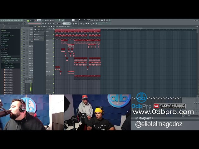 ELIOT EL MAGO D OZ - 0DBPRO.COM - PRODUCIENDO - CHRISTIAN ALICEA
