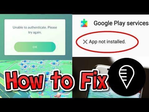 FGL PRO Pokemon GO JOYSTICK GPS HACK Location Error 11 and 12 FIX! (Updated December 2018) thumbnail
