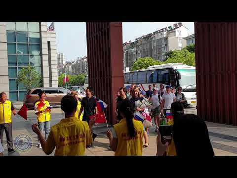 Nanjing - Jiangsu Grand Theatre - China - Moscow Boys' Choir DEBUT