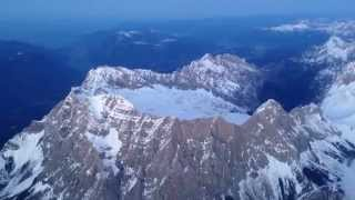 Rundflug Zugspitze mit A320