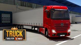 Truck Simulator : Ultimate เกมขับรถบรรทุกภาพสวย เล่นออนไลน์ได้ มีประเทศไทย screenshot 4