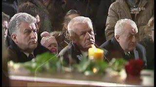 Msza św. pogrzebowa o.Jana Góry- Poznań 30.12.2015