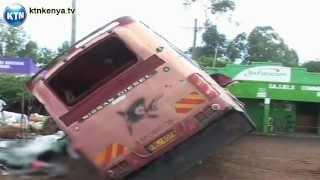 Four people perish in Kisumu accident