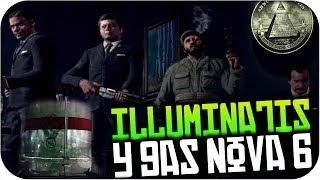 Five: Los Illuminatis y el Secreto del Gas Nova 6
