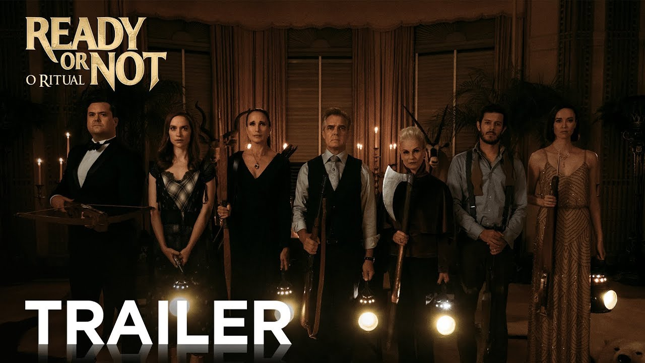 Ready Or Not - O Ritual | Trailer Oficial [HD] | 20th Century Fox Portugal
