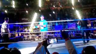 John Cena Entrance Live in Delhi, India 2016