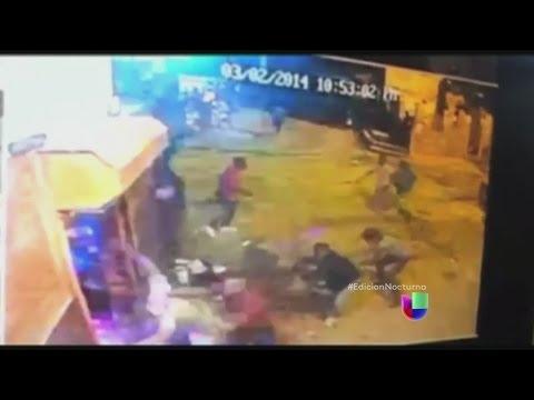 Preocupa aumento de violencia en República Dominicana -- Noticiero Univisión