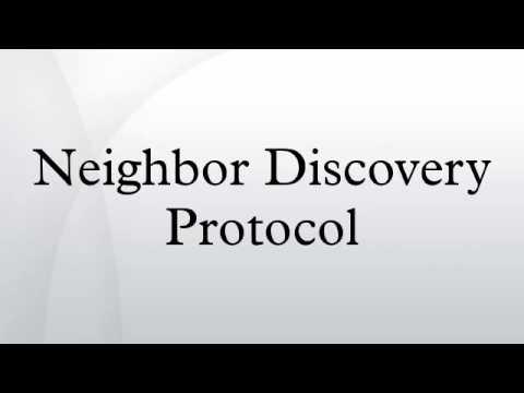 Neighbor Discovery Protocol