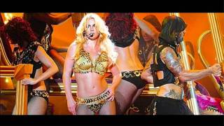 Britney Spears - Gimme More (Femme Fatale Tour Studio Version)