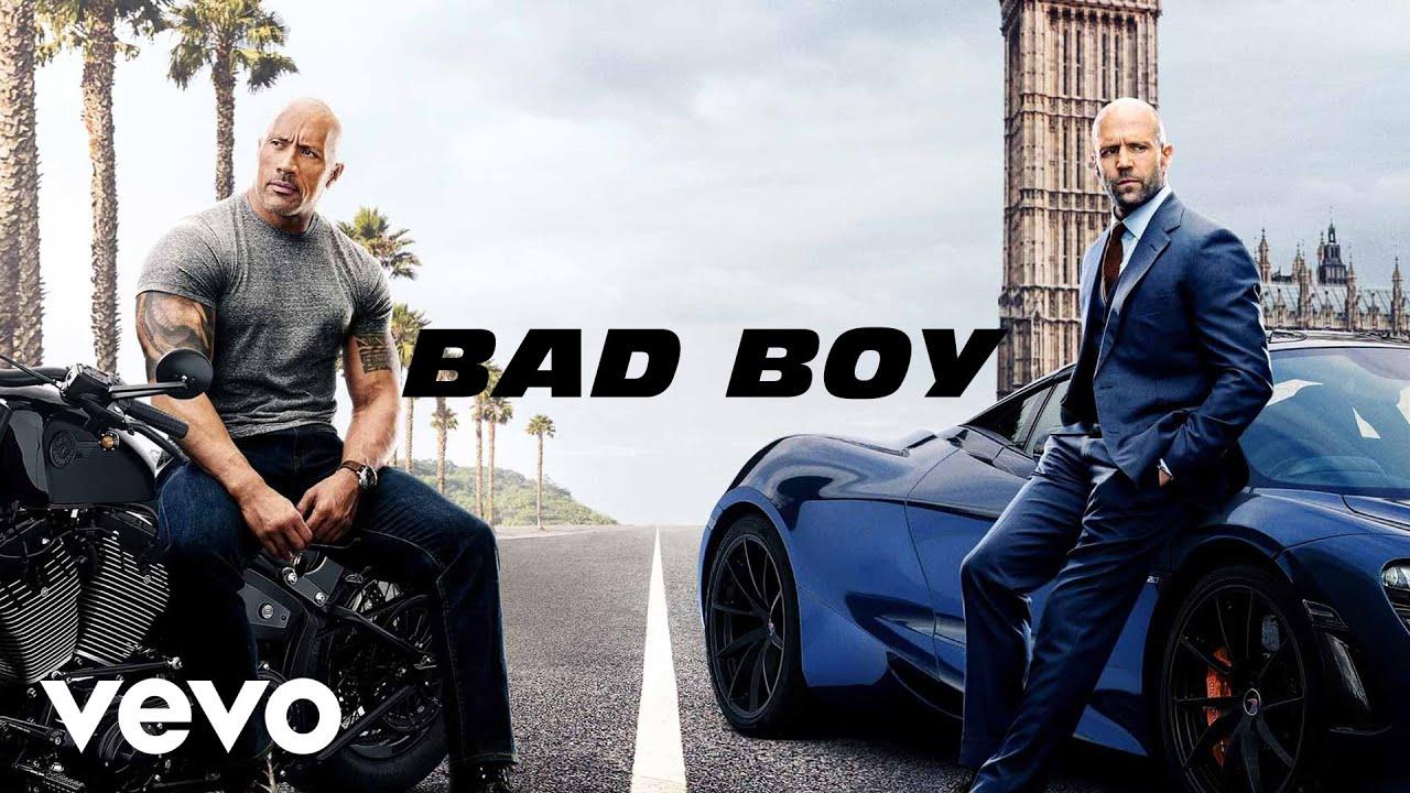 Download Hobbs & Shaw - Bad Boy (4K)
