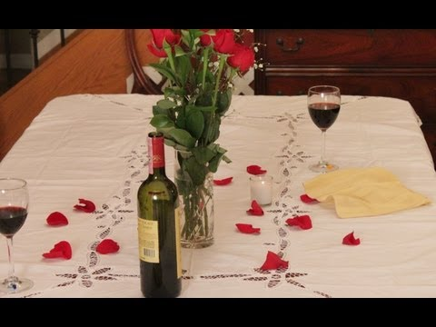 Valentine's Day Romantic Dinner for Two - Ribeye Steaks with Sherry Cream Sauce