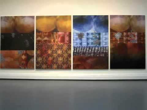 Joseph Nechvatal overview (1980 - 2010)