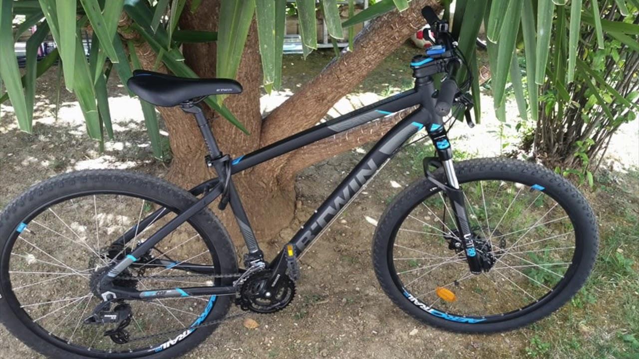 Story Of My Bike Btwin Rockrider 520 Pt1