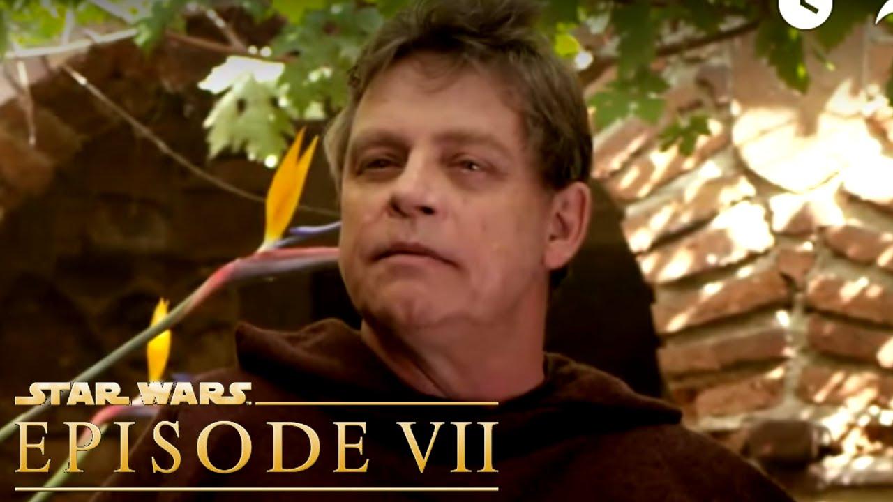 Big Hint That Luke Skywalker Never Had A Child? Star Wars ...