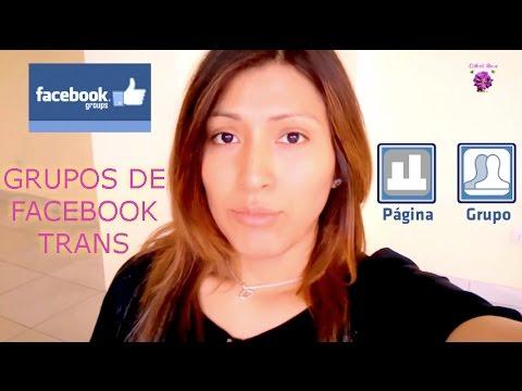 Grupos de Facebook Trans