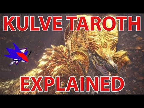 Monster Hunter World Kulve Taroth Weapons/Armor/Quest Explained - RBS