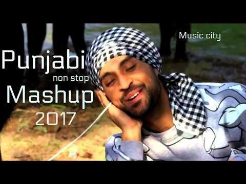 Punjabi Mashup 2017 | Bhangra Nonstop DJ...